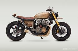The Walking Dead: The Daryl Dixon Motorcycle