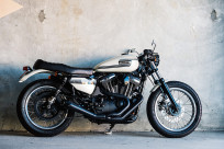 The latest custom to roll out of the Deus Customs headquarters in Sydney is a sublime mix of elegance and power..