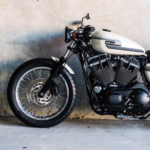A Harley Sportster 1200 by Deus Customs