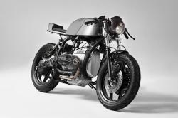 Running Lean: Fuel Motorcycles' sleek R65