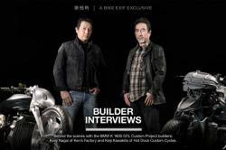 BMW K 1600 GTL Project: The Builders