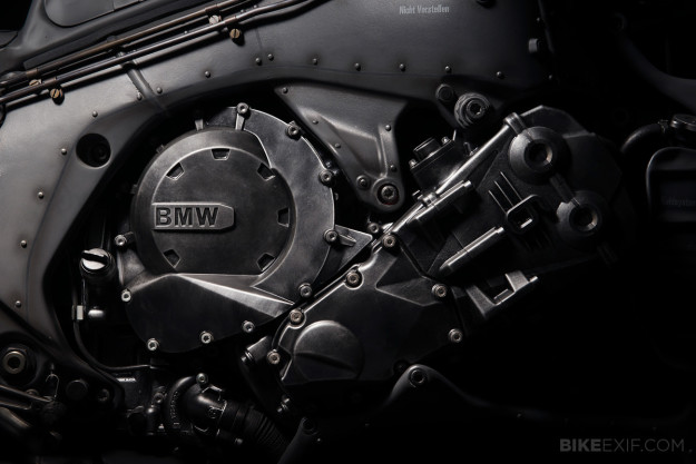 BMW K1600 GTL Custom Project