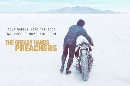 Motorcycle documentary: The Greasy Hands Preachers