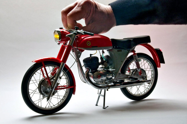 The Amazing Motorcycle Models of Pere Tarragó