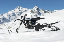 Snow Go: Northern Lights' Yamaha HL500