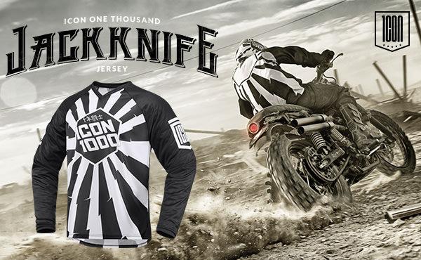 Bikefx.com Icon Jackknife Jersey