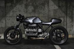 The Therapist: Jeff Veraldi's BMW K100 Cafe Racer