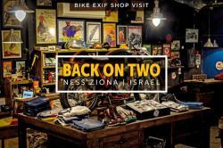 Shop Visit: Back On Two, Israel