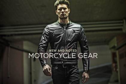 New motorcycle gear from Spidi, Icon 1000 and Simpson Helmets