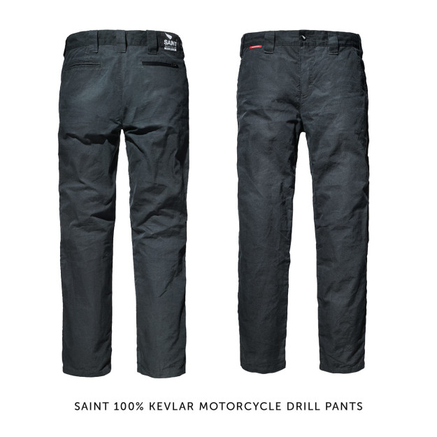 Saint kevlar motorcycle pants