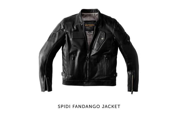 Spidi Fandango motorcycle jacket