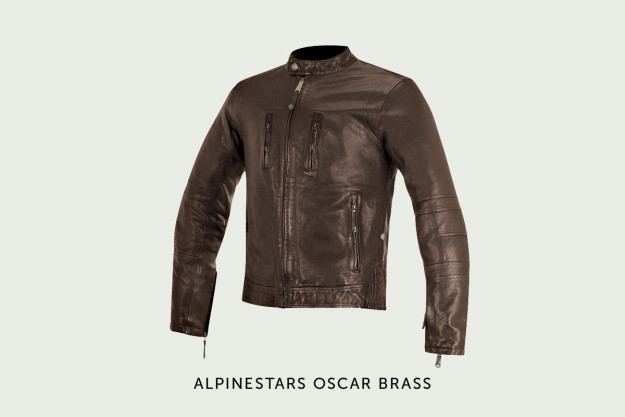 Alpinestars Oscar motorcycle jacket