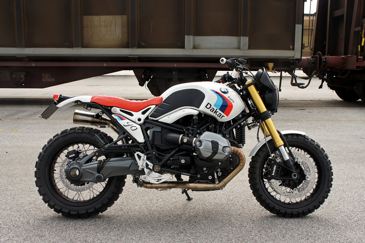 caf racer 76 luis moto a bmw r ninet scrambler italian style. Black Bedroom Furniture Sets. Home Design Ideas