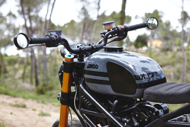 Hey Bulldog: Ad Hoc's beefy Ducati Multistrada
