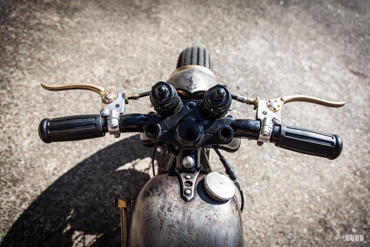Harley Davidson Iron  Noise