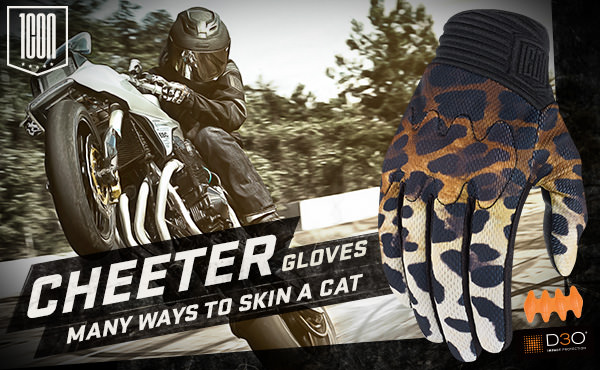 Icon 1000 Cheeter Glove