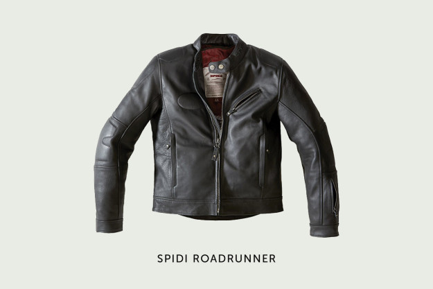 Spidi Roadrunner motorcycle jacket