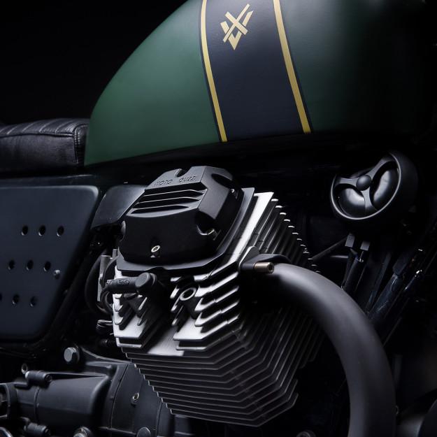 Venier Customs' Moto Guzzi 'Tractor 03'