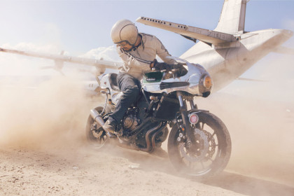 Faster Son: A Yamaha MT-07 concept from Shinya Kimura