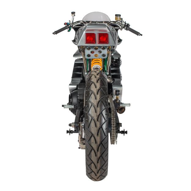 Miss Universe: Shaw Speed's racy Harley 48 custom