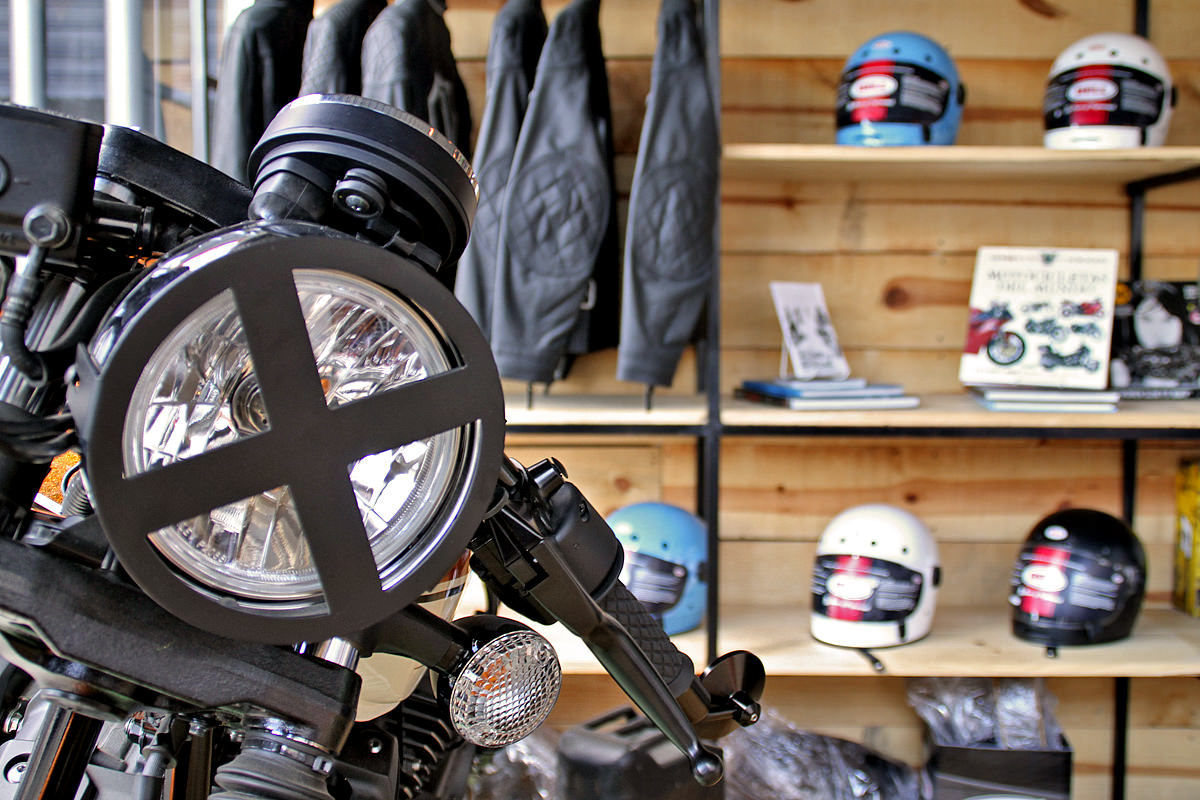 shop visit: concept racer, mexico city | bike exif