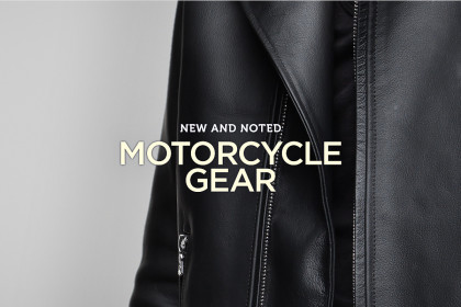 Bikefx.com New and Noted Motorcycle Gear