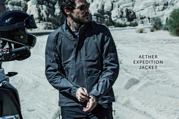 Aether Apparel Expedition motorcycle jacket