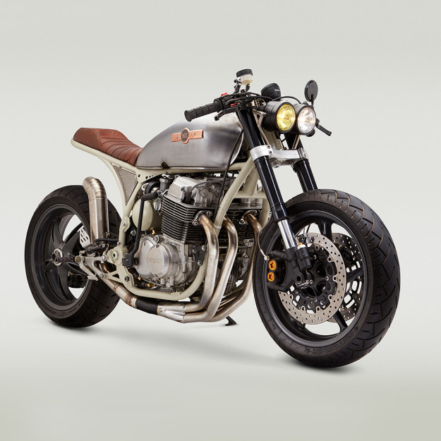 Honda Cbk Cafe Racer Kit