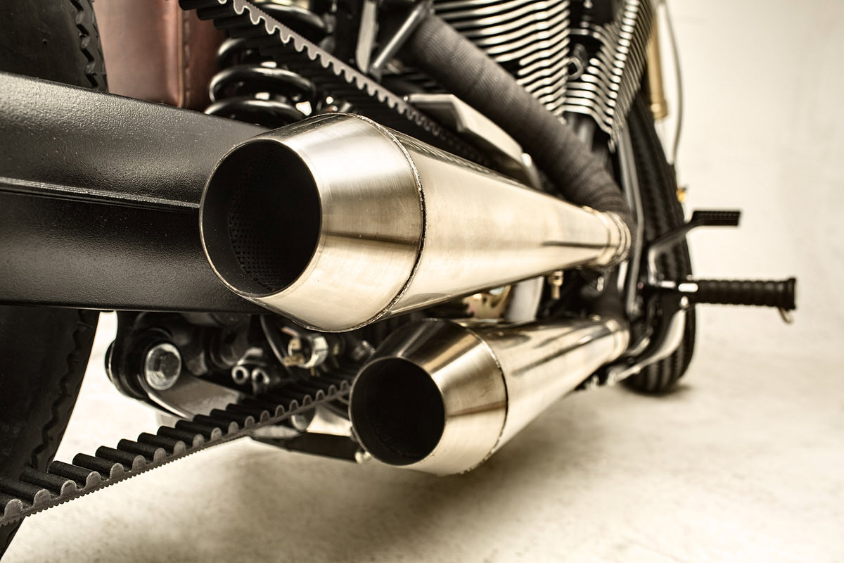 for motorcycle fans modern muscle victory gunner by