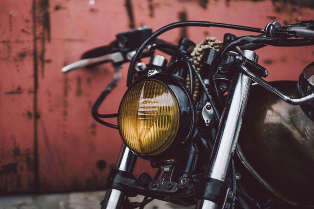 Unapologetic: Soyouz Cycles' custom Yamaha XS650