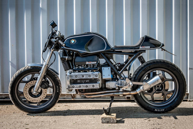 Bmw K100 by BSK Custom Speedworks