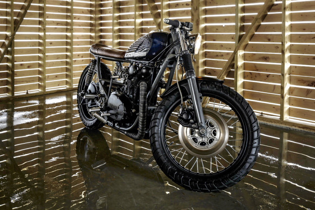 Custom Yamaha XS650 by KickMoto