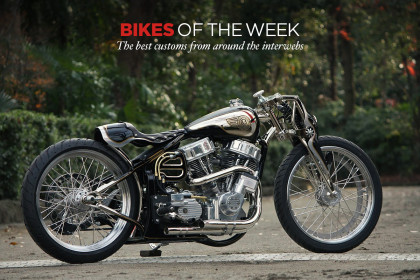 The best custom motorcycles of the week