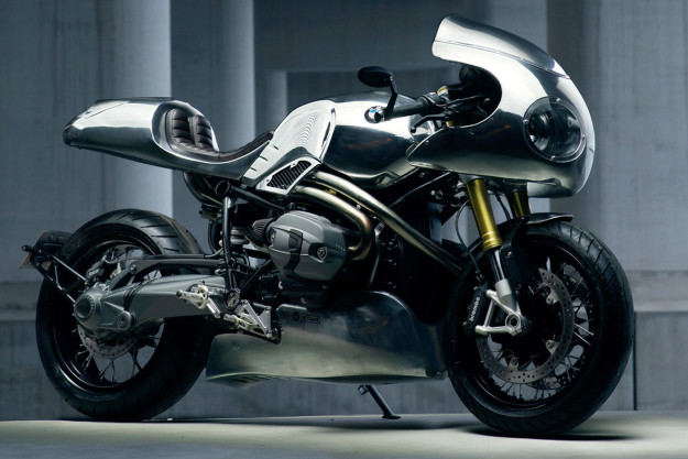 BMW R nineT cafe racer by High Octane