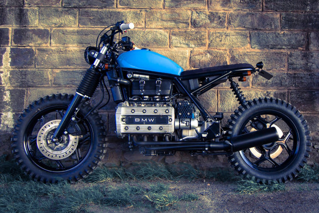 BMW K100 by Ed Turner