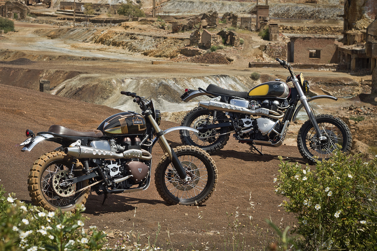 mx evo bonneville the triumph desert sled revisited. Black Bedroom Furniture Sets. Home Design Ideas