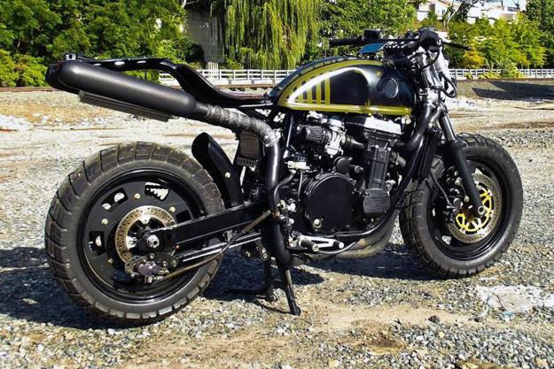 Custom Kawasaki Ninja by Fuel Haus