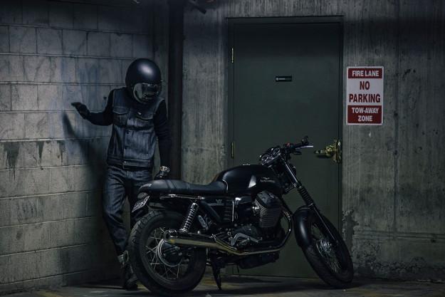 Motorcycle photographer Jun Song (Nostalgia Memoir)