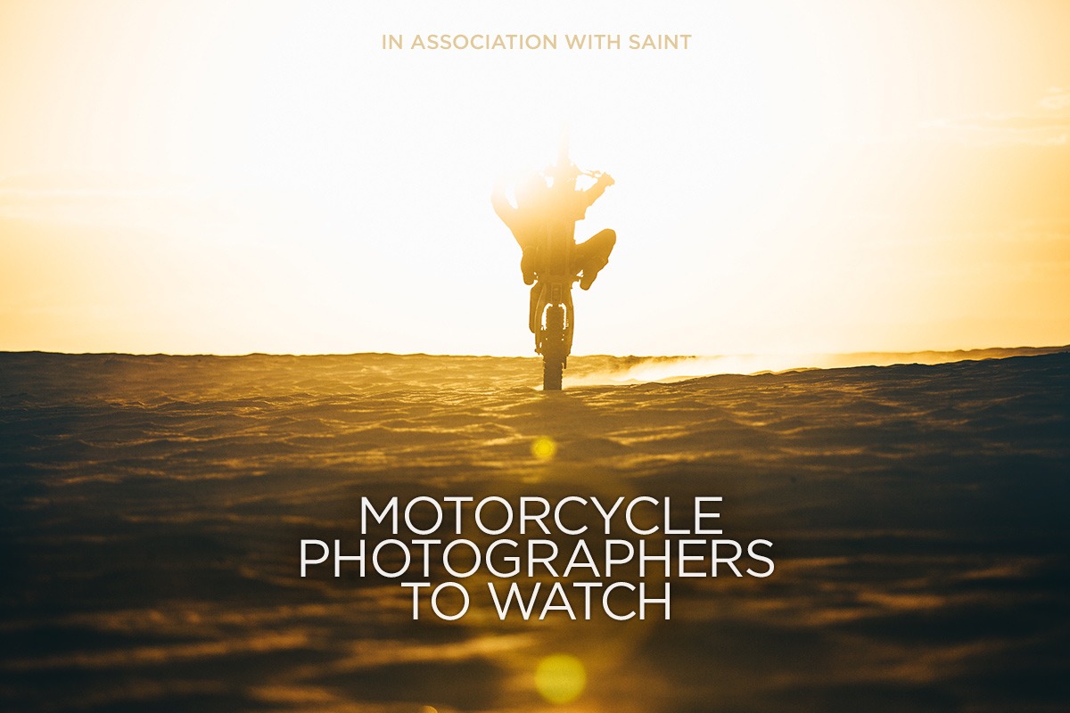 Watchlist: The best motorcycle photographers.