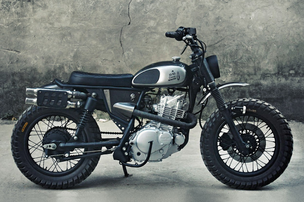 the 5 best custom bikes of the week. Black Bedroom Furniture Sets. Home Design Ideas