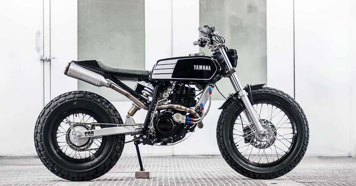 fat tracker wolf moto 39 s chunky yamaha tw200 bike exif