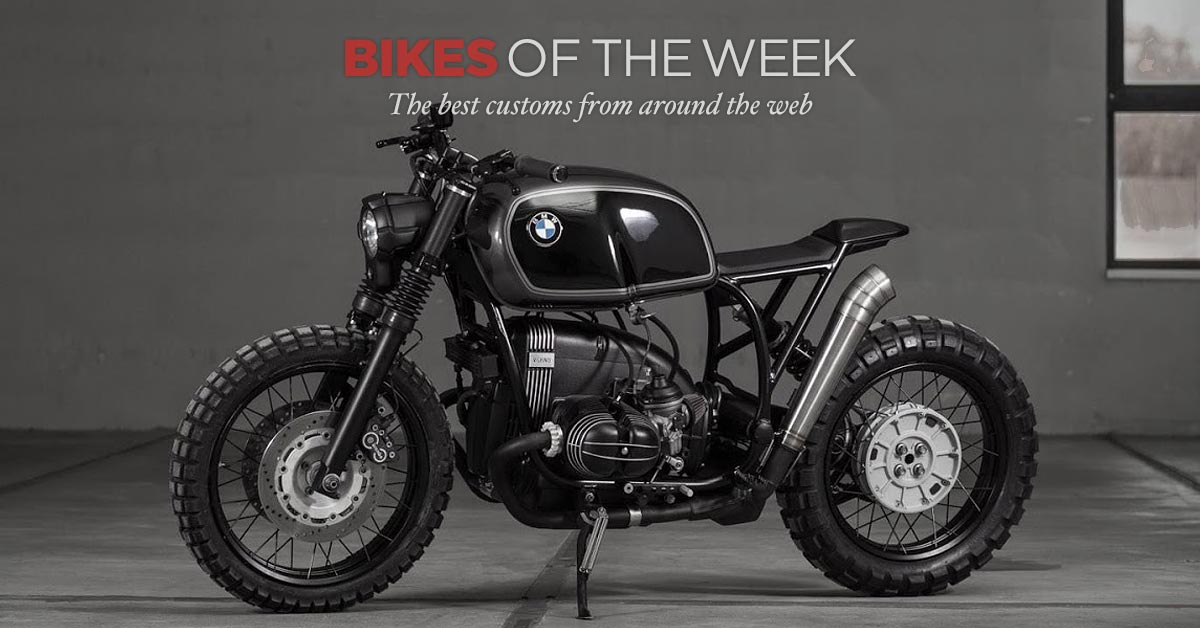 Custom Bikes of the Week