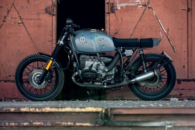 BMW R100 by Svako Motorcycles