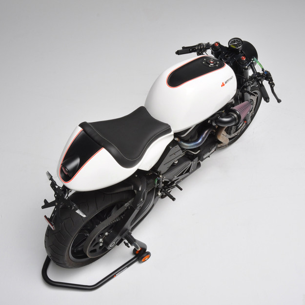 Bottpower XC1: A Cafe Racer For Tomorrow