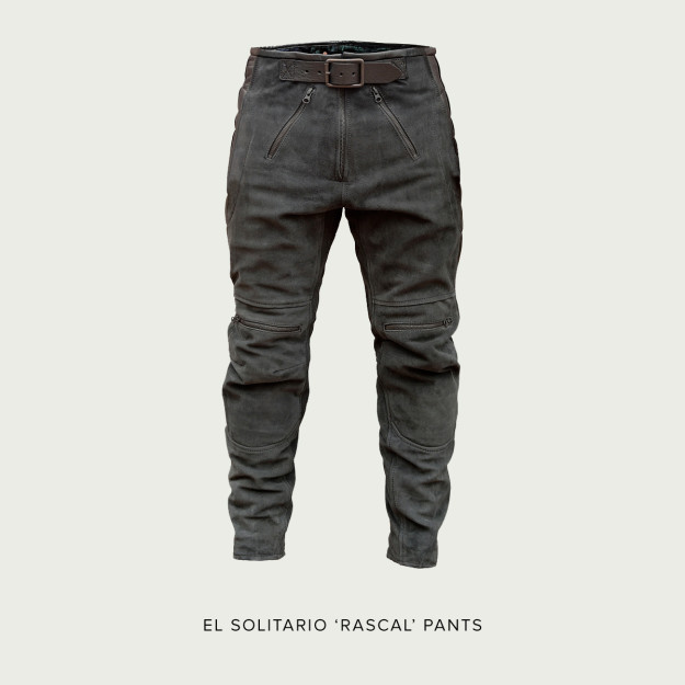 El Solitario Rascal motorcycle pants