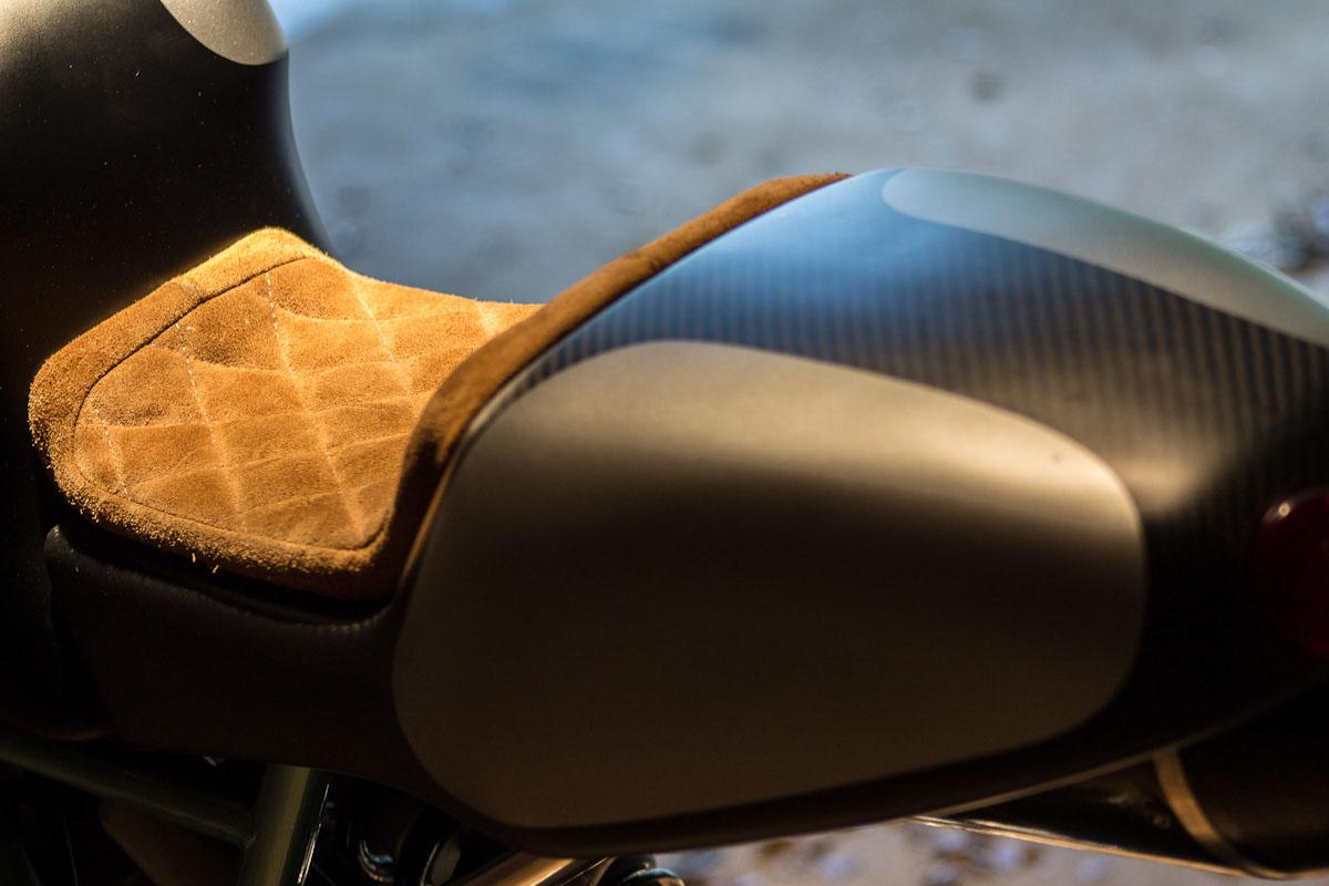 sculture fer moto ducati