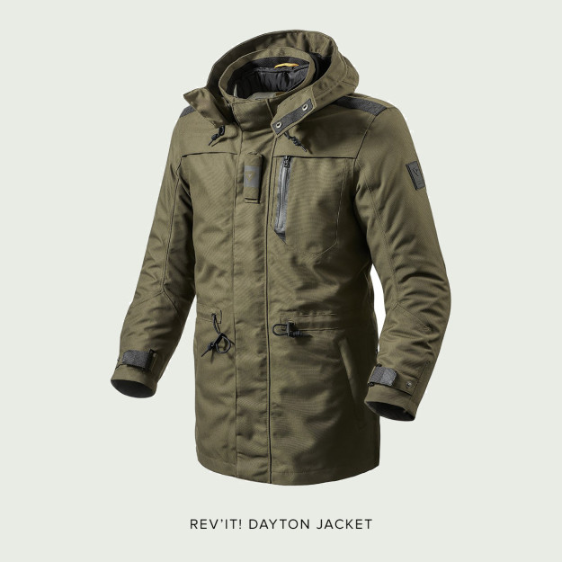 REV'IT! Dayton motorcycle jacket