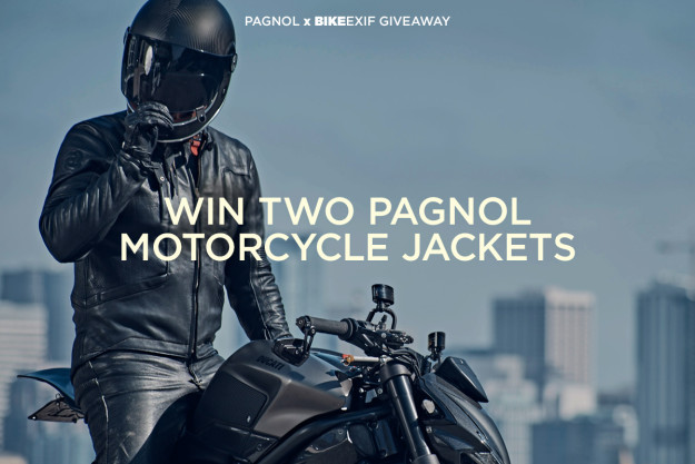 Two Pagnol motorcycle jackets to be won