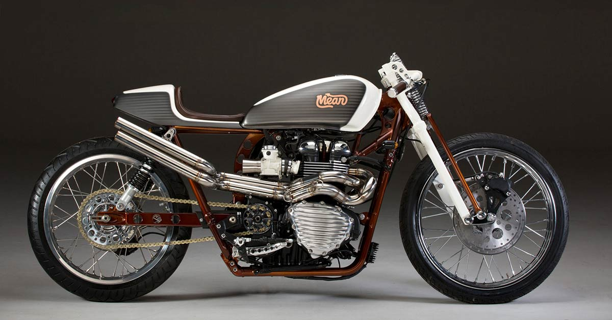 MeanMachines: Giving the Bonneville a board tracker vibe