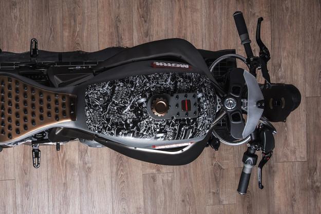 Onirika 2853: A custom MV Agusta Brutale 800 by Officine GPDesign